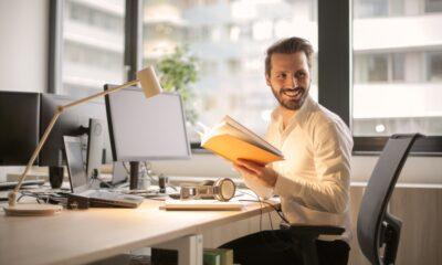 Jobba som frilans på ett kontorshotell