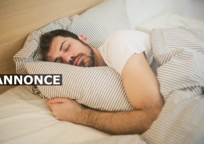Sov bättre med ett kedjetäcke